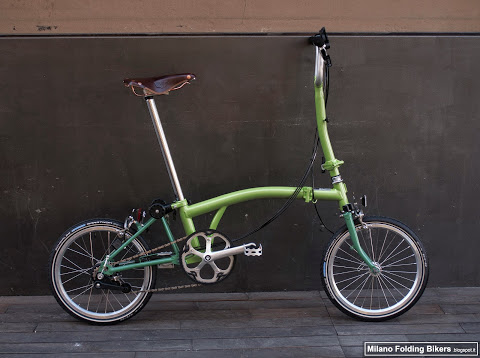 Brompton Limited & Special Editions : une petite synthèse - Page 2 Brompt11