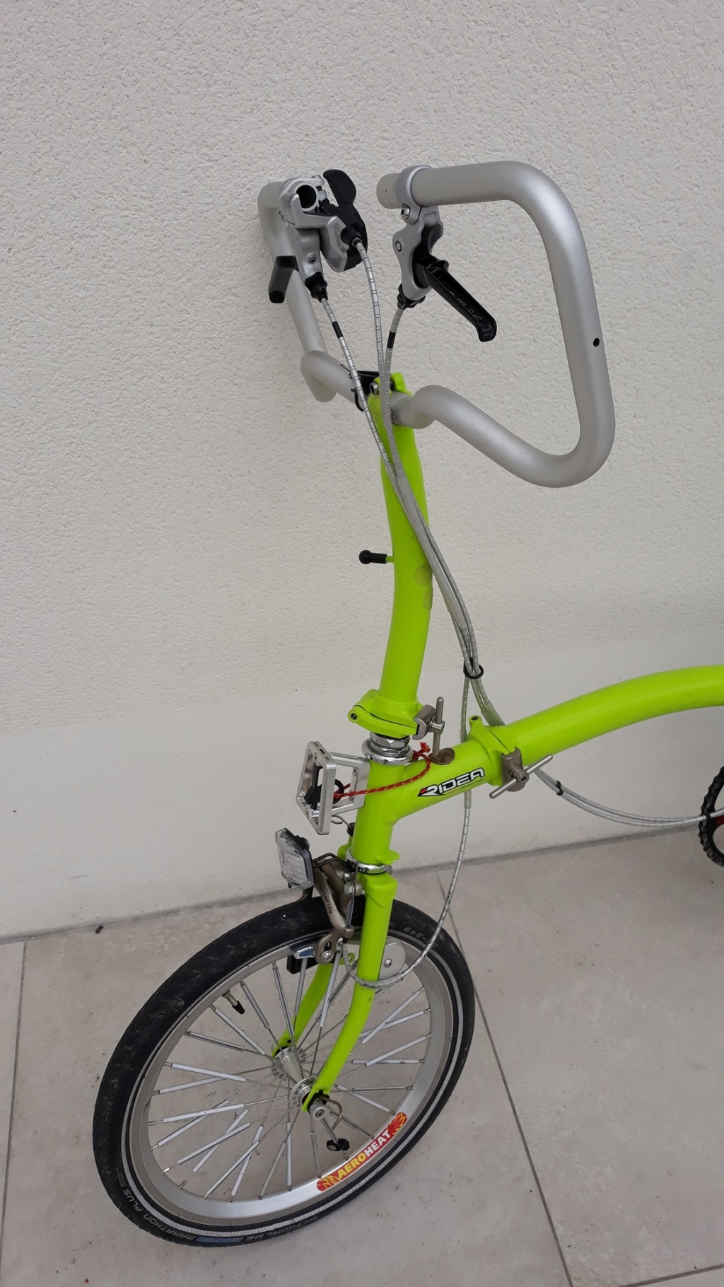 Green Lime Alfine Brompton by Kinetics - Page 7 New210