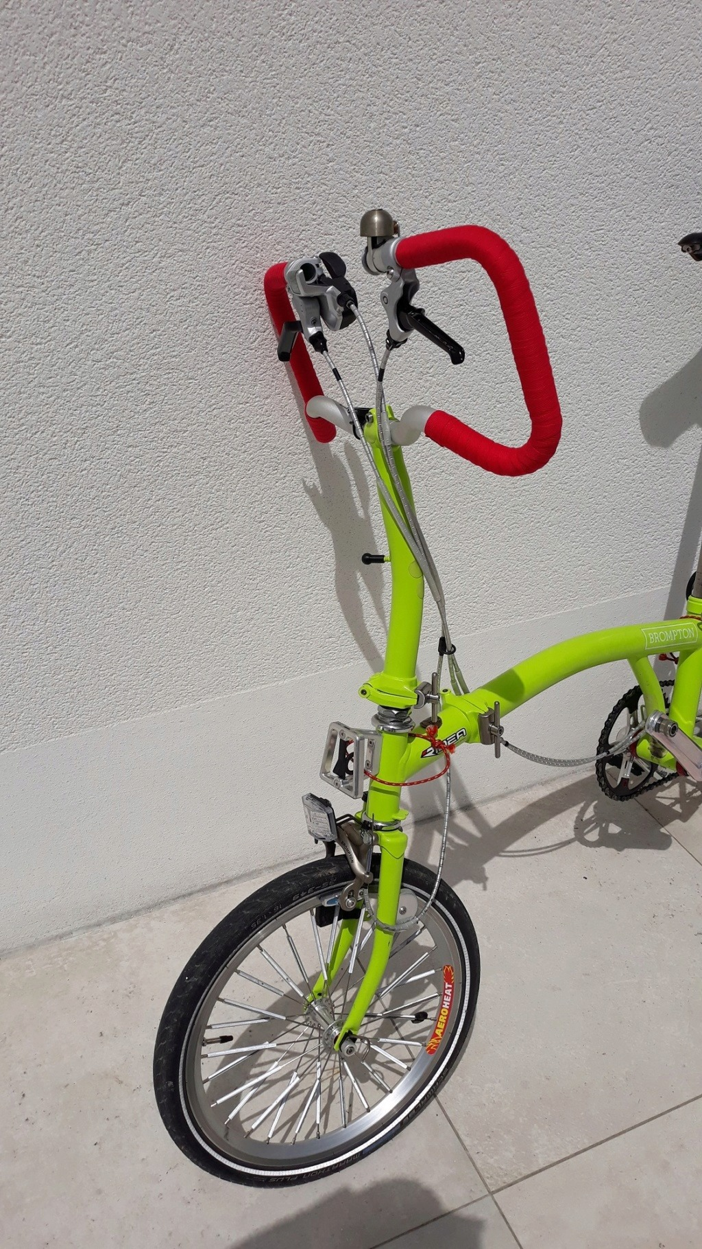 Green Lime Alfine Brompton by Kinetics - Page 7 New310