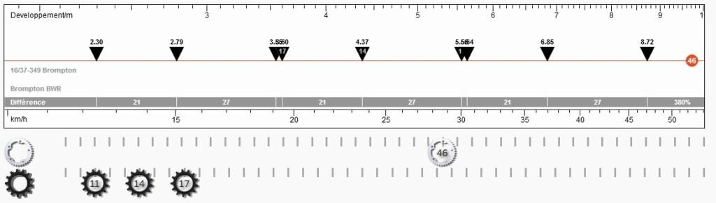 De 2 à 3 pignons ou de 6 à 9 vitesses facile : opération sans usinage [Brompton 9 vitesses] - Page 15 Ritzel13