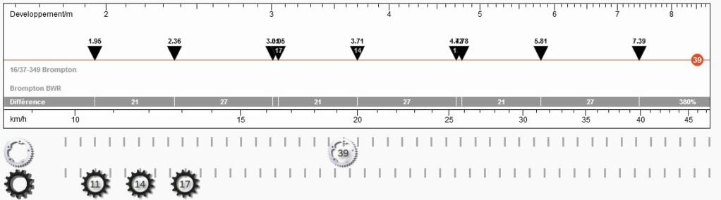 De 2 à 3 pignons ou de 6 à 9 vitesses facile : opération sans usinage [Brompton 9 vitesses] - Page 15 Ritzel16
