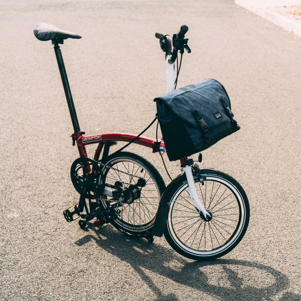Brompton Limited & Special Editions : une petite synthèse - Page 5 Tpw6910