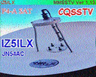 SSTV sur OSCAR-100 Hist1912