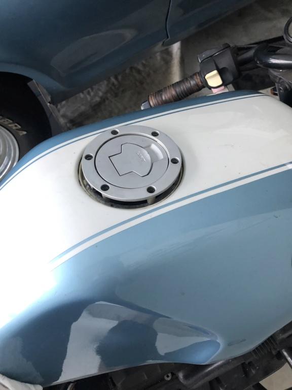 K1200 gas cap mod on my K100 cafe 34e1c610