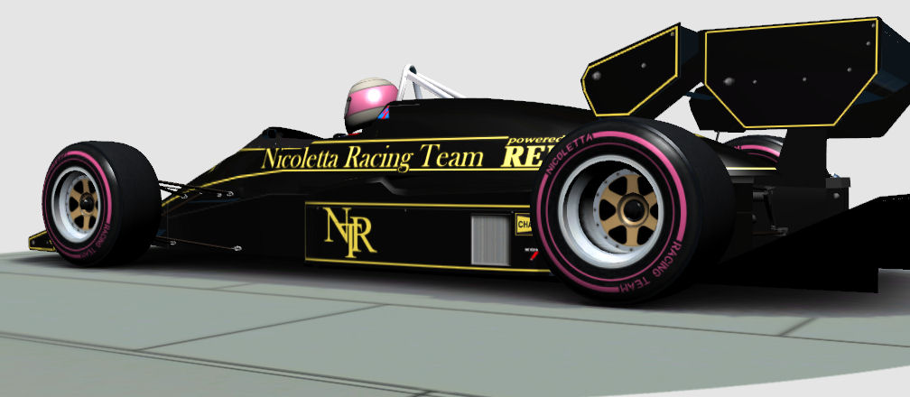 Formula W: A New Series for Female Racers Announced. Nico10