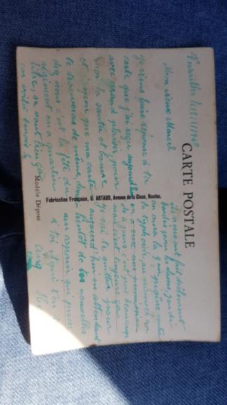 Carte Versailles 1940 15328613