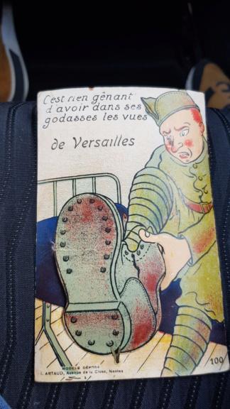 Carte Versailles 1940 15328614