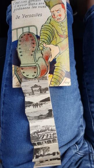 Carte Versailles 1940 15328615