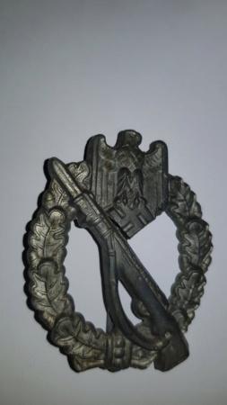 Infantry assault badge  15554111