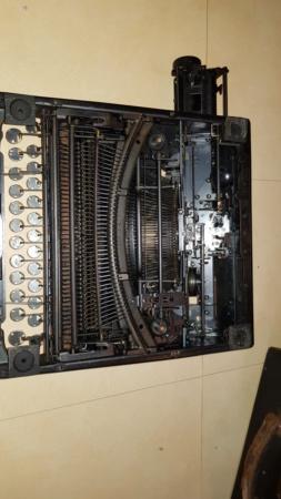 Machine a ecrire 1942 20190411