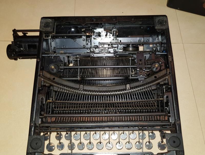 Machine a ecrire 1942 20190414