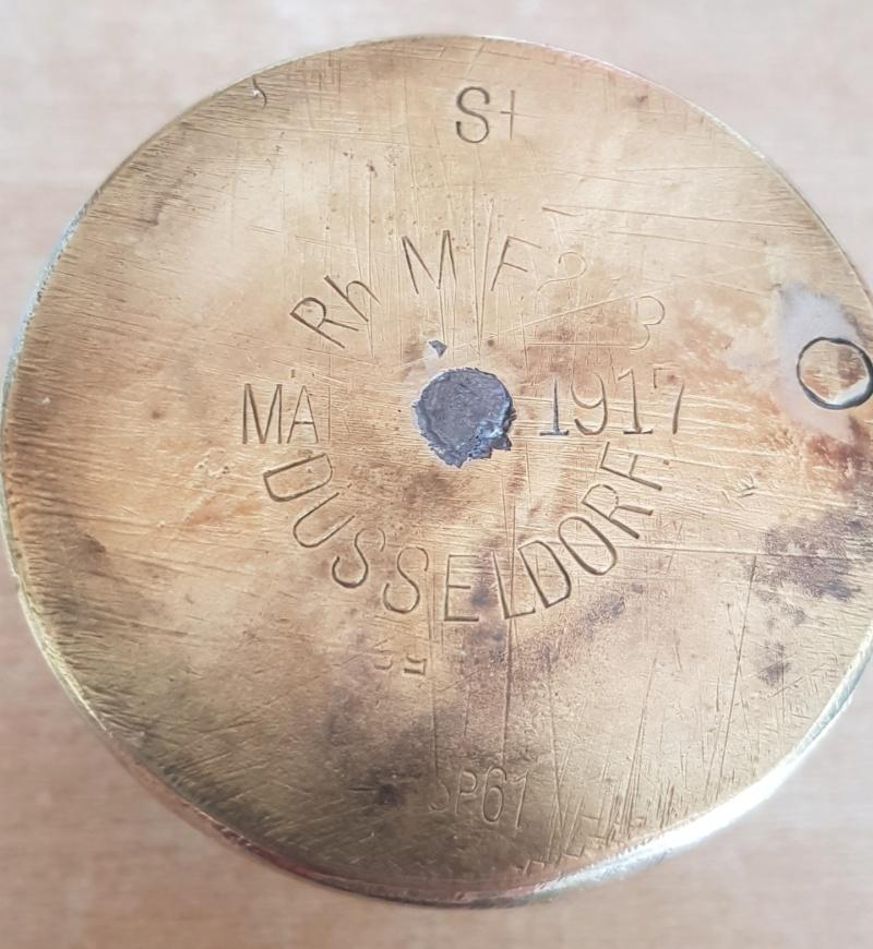 Un drôle de poids de 500g allemand de 1917 20190518