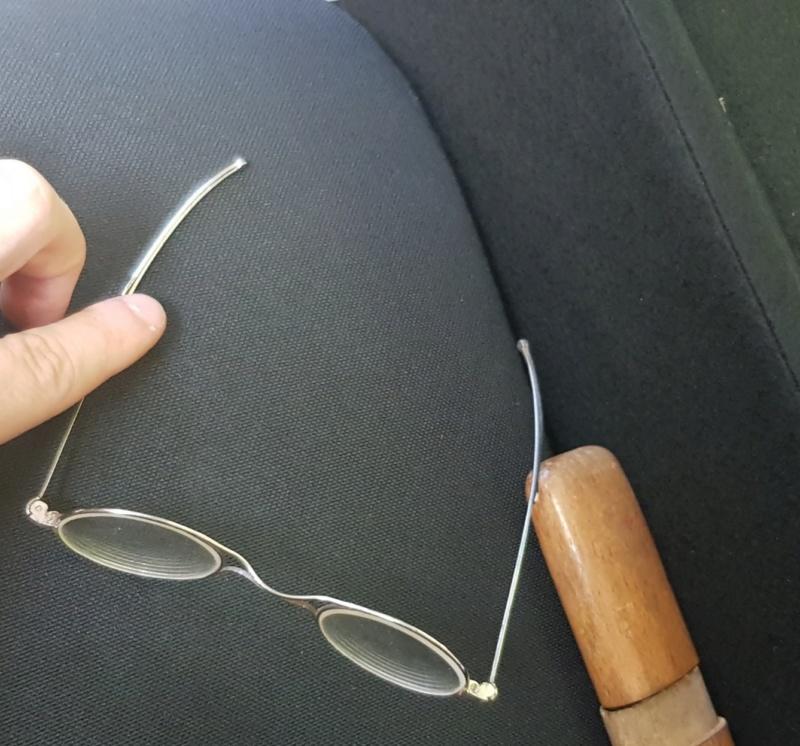 Paire de lunette pour poilu 14 18 ? 20190811