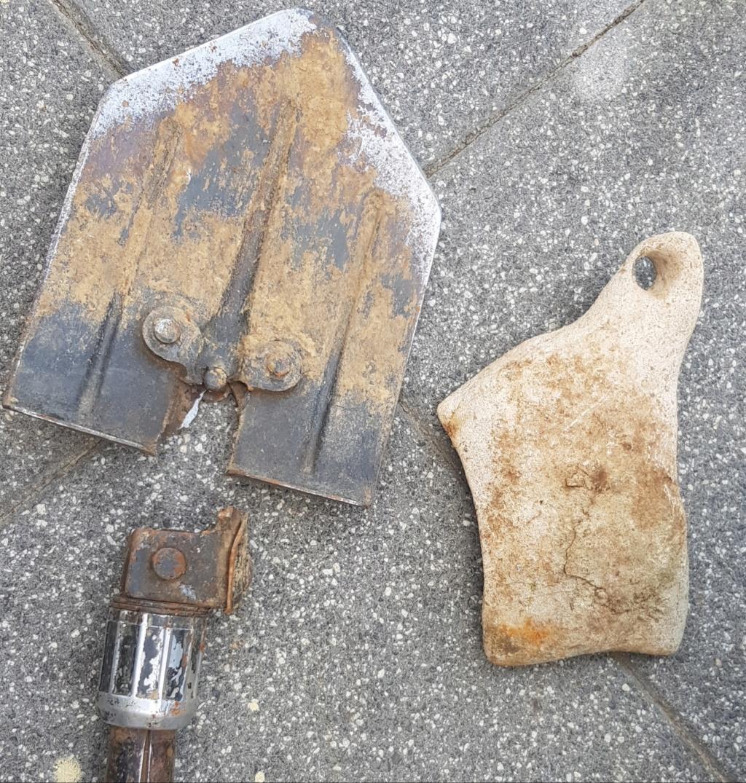 Hache antique en pierre ? 20190825