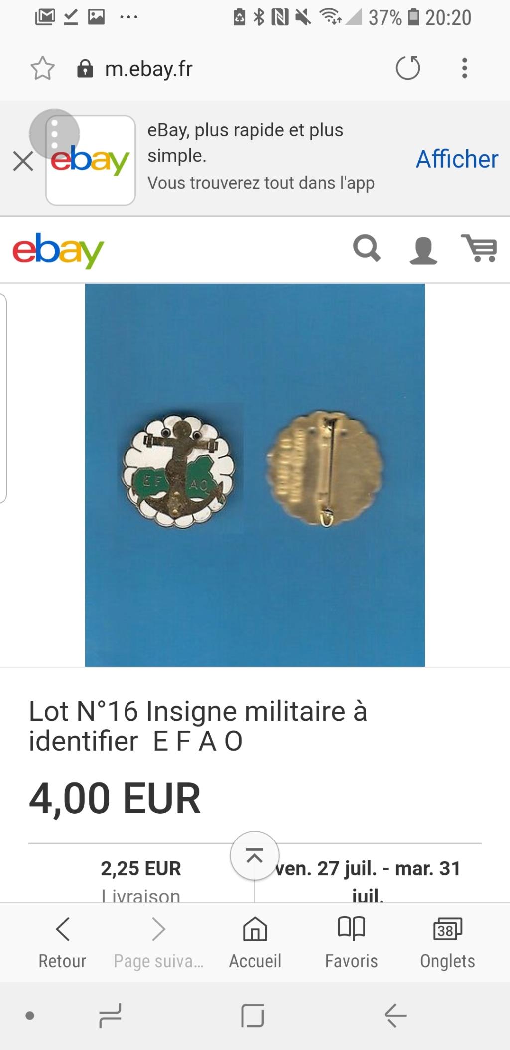 Medaille Efao Screen15