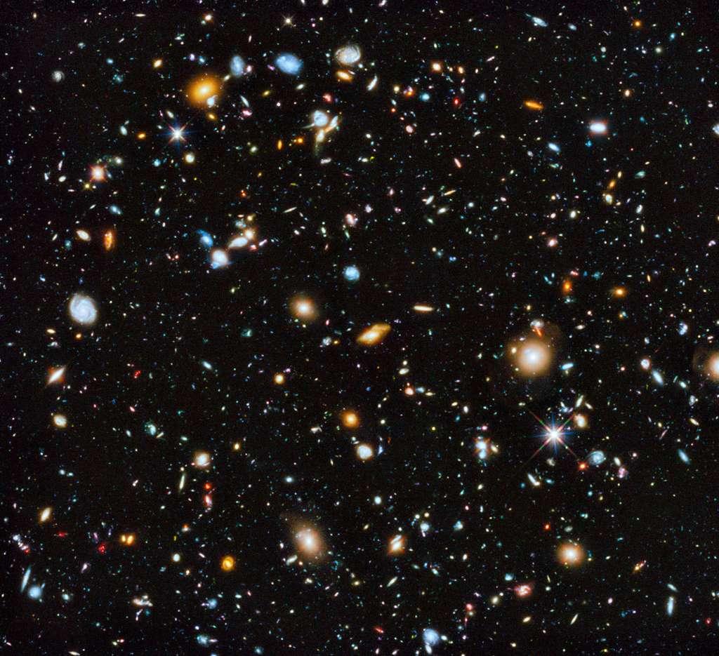 M98, M99 et la Galaxie de la traînée d'argent Bad15710