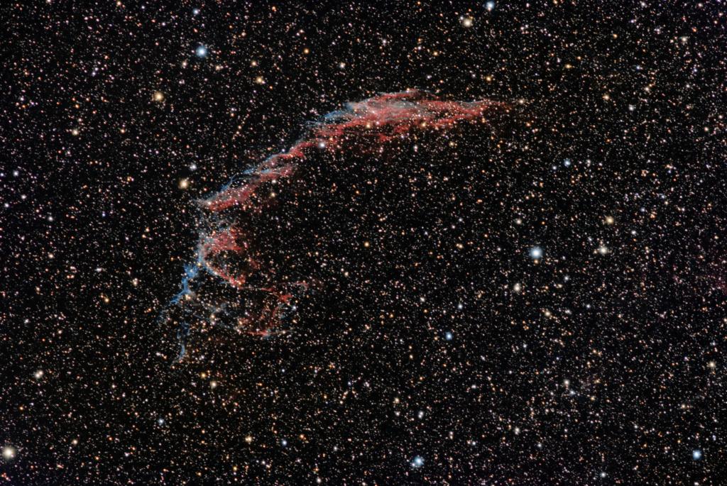 La Grande Dentelle du Cygne NGC6992 Dentel10