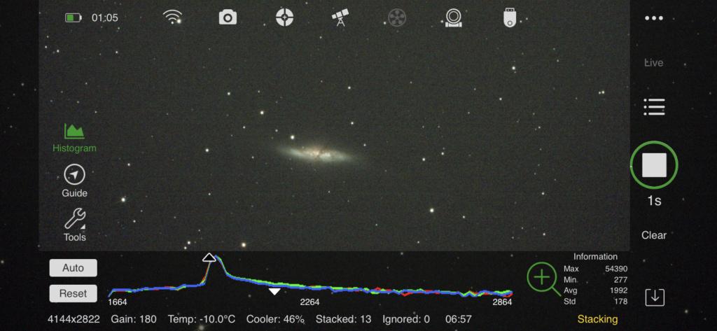 Nuit des Etoiles Filantes 2021 - Euro Space Center  F5cd0510