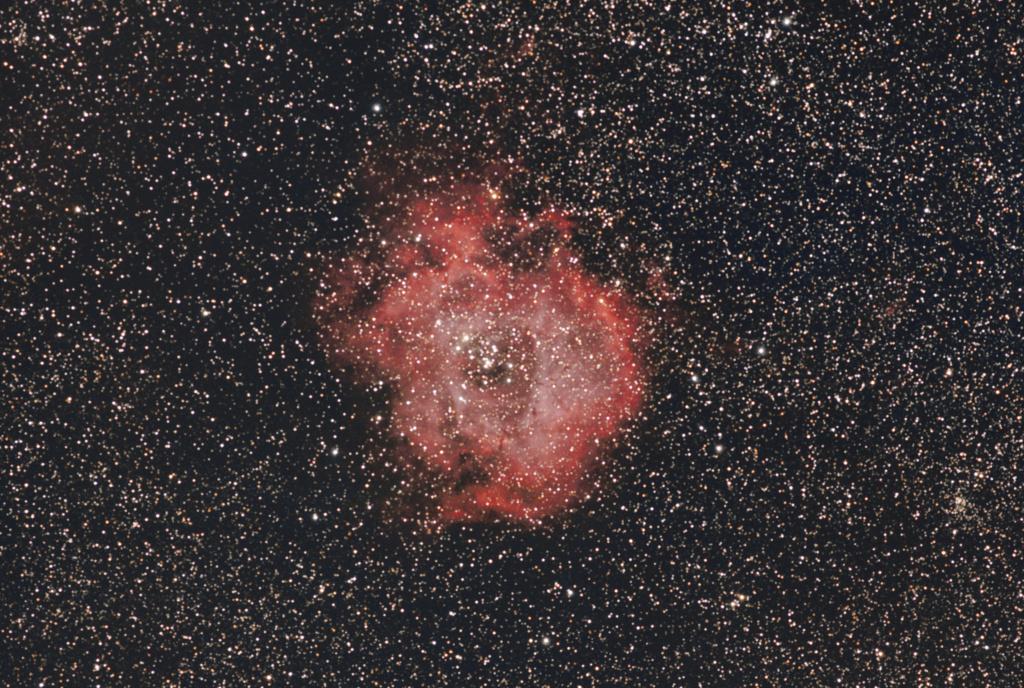 La Nébuleuse de la Rosette NGC2344 La_nzo10