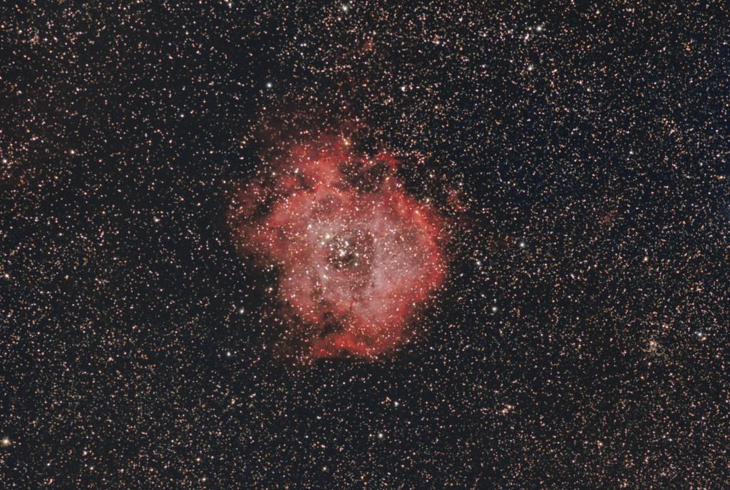 La Nébuleuse de la Rosette NGC2344 La_nzo12