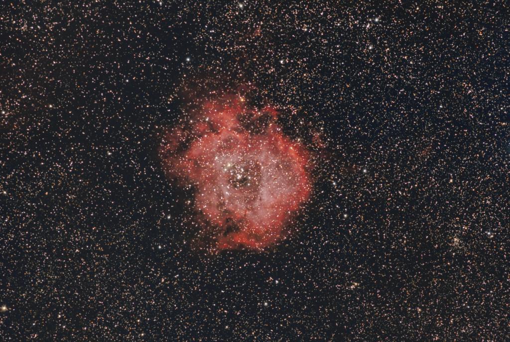 La Nébuleuse de la Rosette NGC2344 La_nzo14