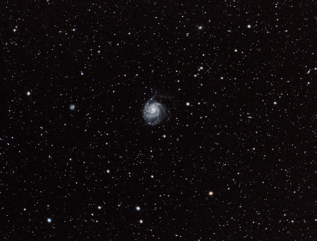 M101 La galaxie du moulinet M101_m10