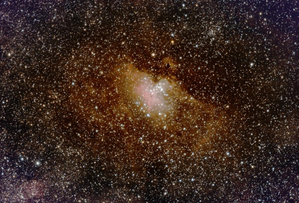 M16 Eagle Nébula M16_ea11