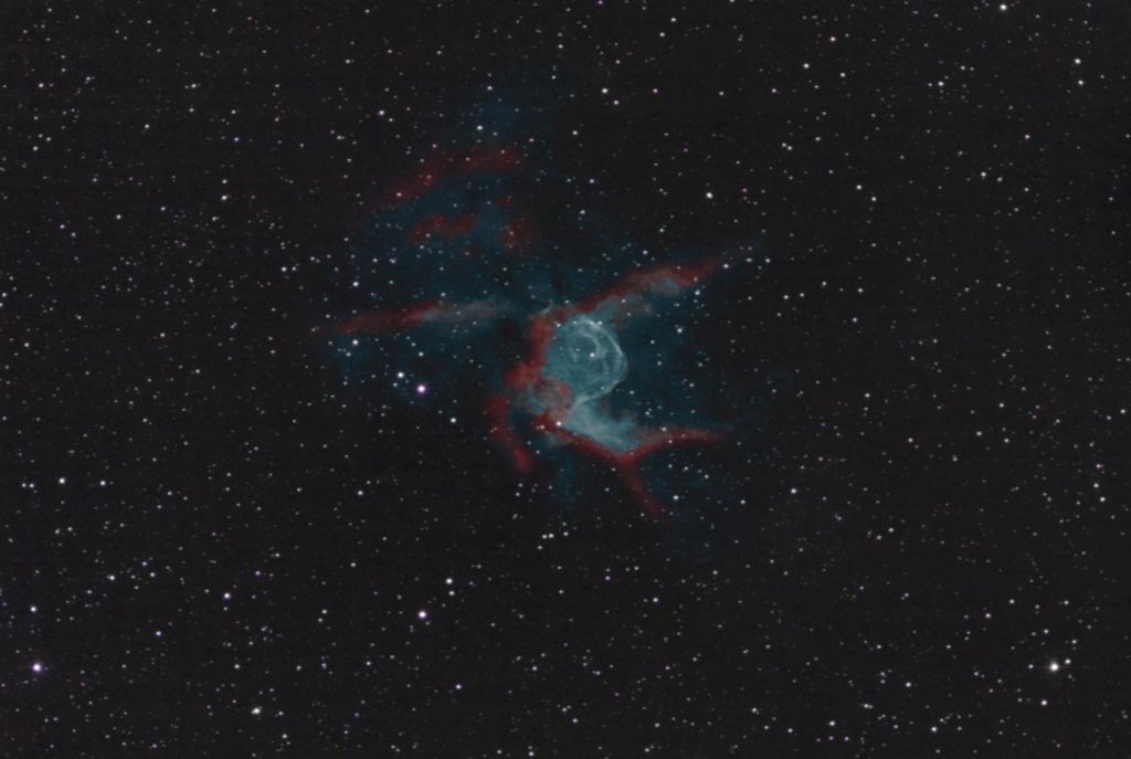 NGC2359 Thor's helmet Ngc23511