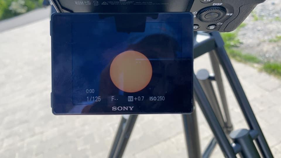 Eclipse partielle du Soleil de ce 10 juin 2021. Ramill10