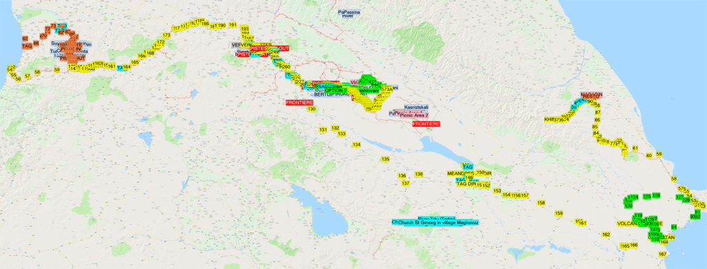Raid Azerbaidjan 2020 demande d'info Traces10