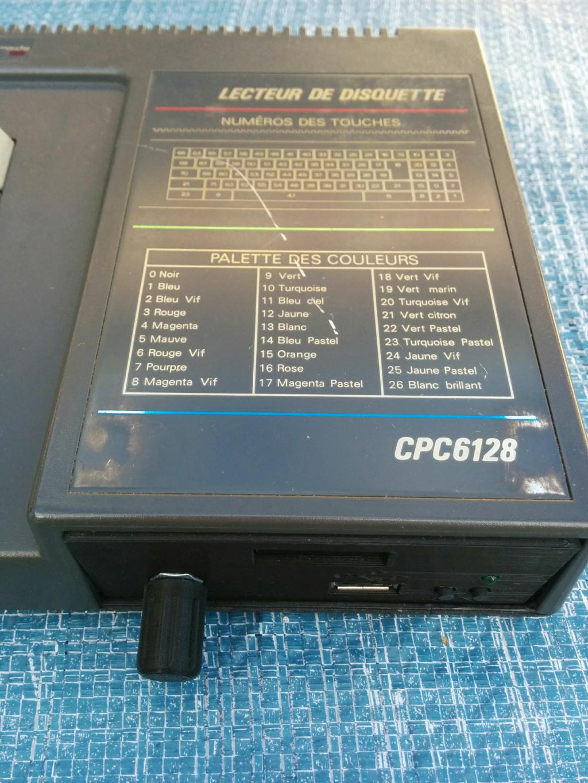 [VDS] Amstrad 6128 Gotek + Ecran, Lecteur de disquette externe Amiga Img-0021