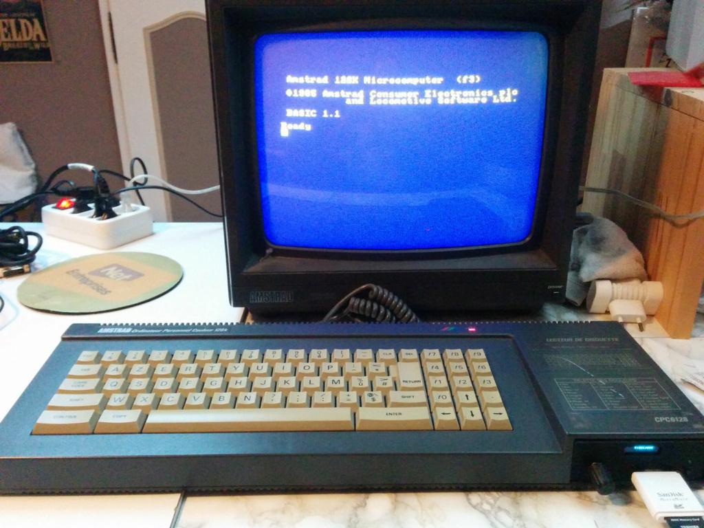 [VDS] Amstrad 6128 Gotek + Ecran, Lecteur de disquette externe Amiga Img-0024