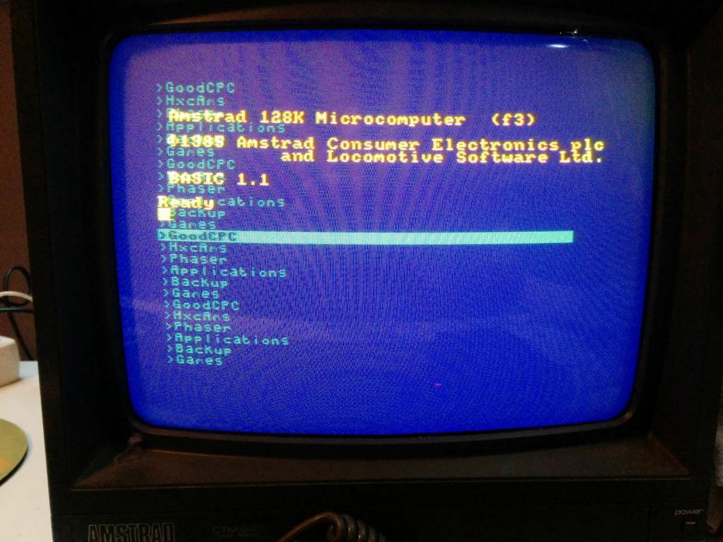 [VDS] Amstrad 6128 Gotek + Ecran, Lecteur de disquette externe Amiga Img-0026
