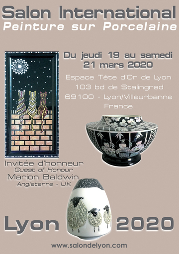 Salon de Lyon, restaurant 68283110