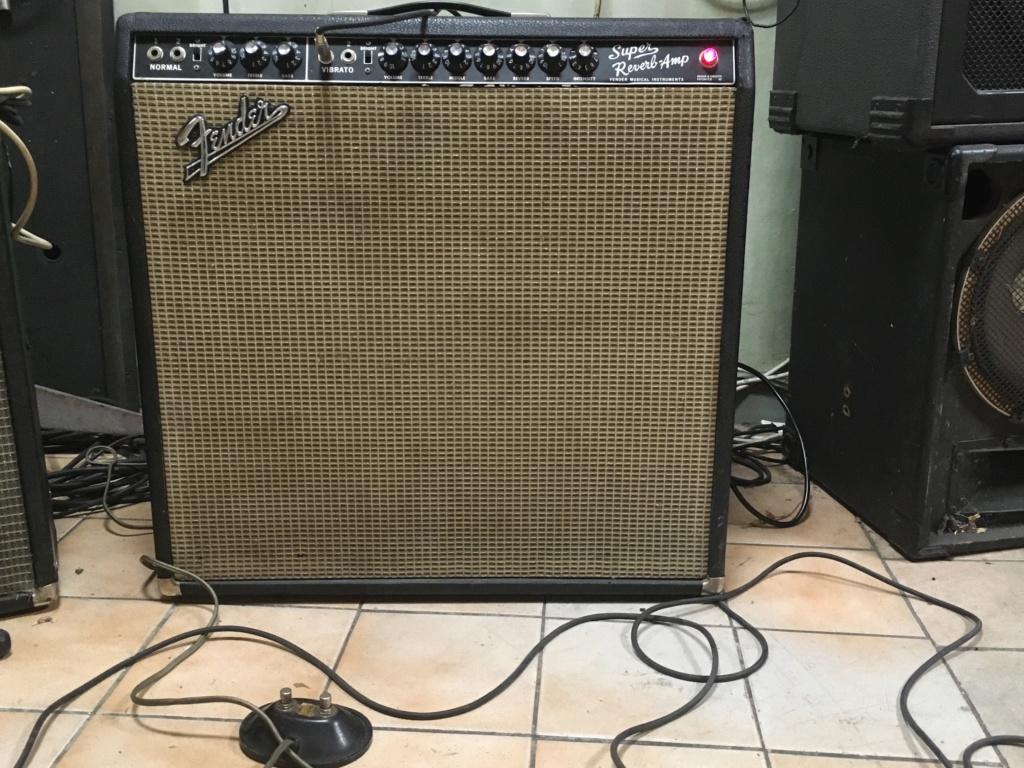 Avis sur Fender Super Reverb Amp Blackface de 1966 Img_1510