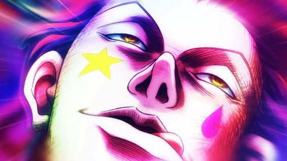 Personagens insanos favoritos Hisoka10