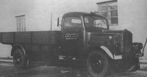 camion roumain C284c110