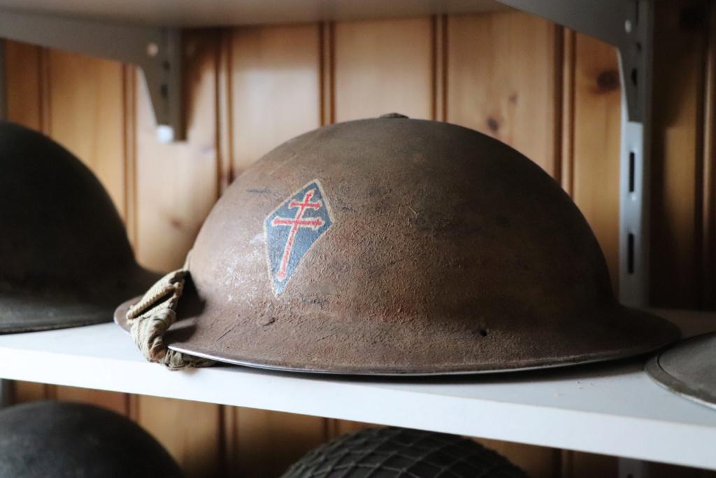 Casque forces françaises libres 519a3410