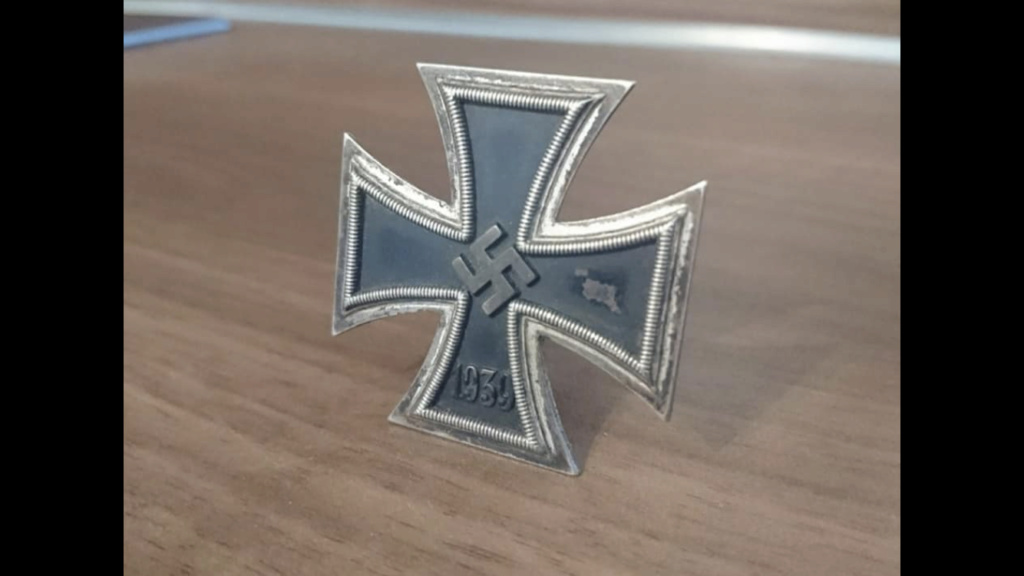 Croix de fer 1 classe  52233510