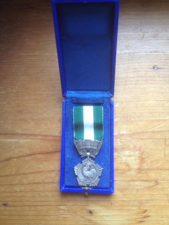 Medaille française civile  Image24