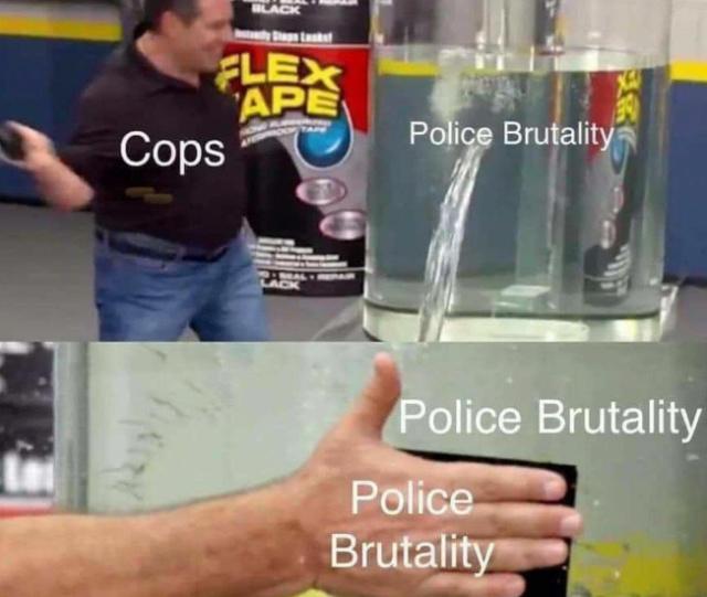 USA Gun Violence & Police Brutality Thread - Page 19 Police10