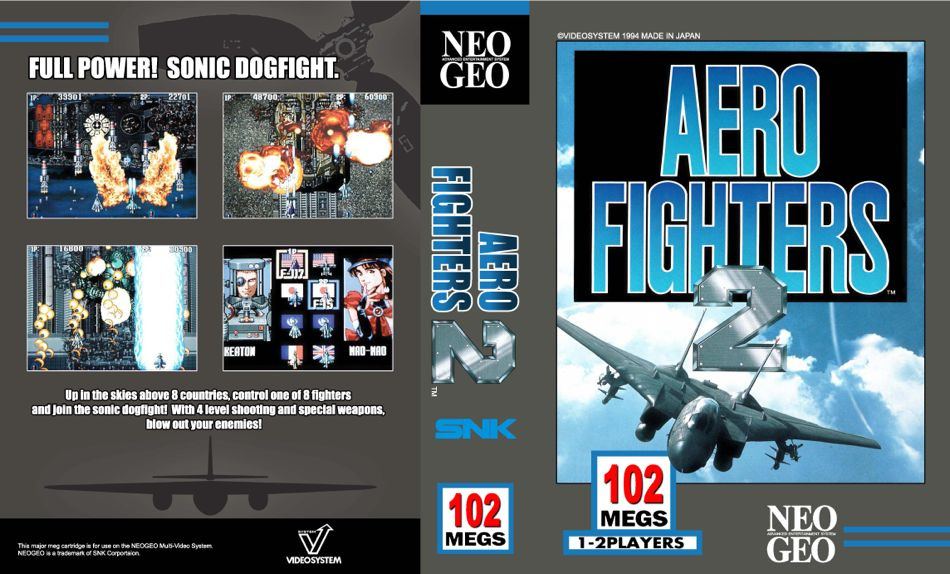 "Hiscores ""Aero Fighters 2"" Image11"
