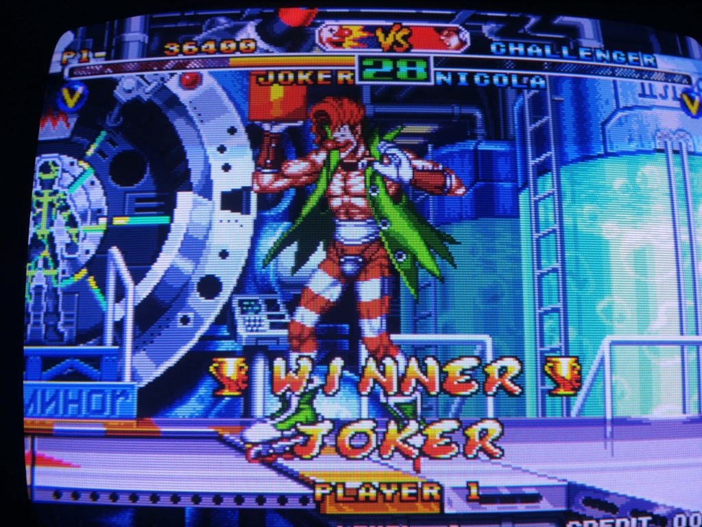 Quel est pour vous le meilleur jeu de baston sur la Neo Geo ? - Page 4 Image25
