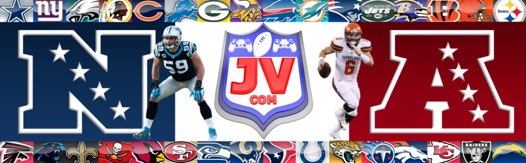 Franchise Online JVCom - Ligue Madden PS4 French depuis 2009