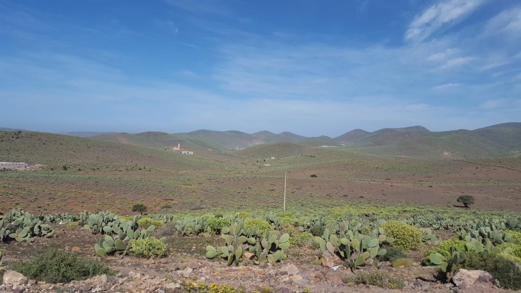 [Maroc/Histoire, Accueil...] HIstoire du téléphérique abandonne de Sidi Ifni 8369c810