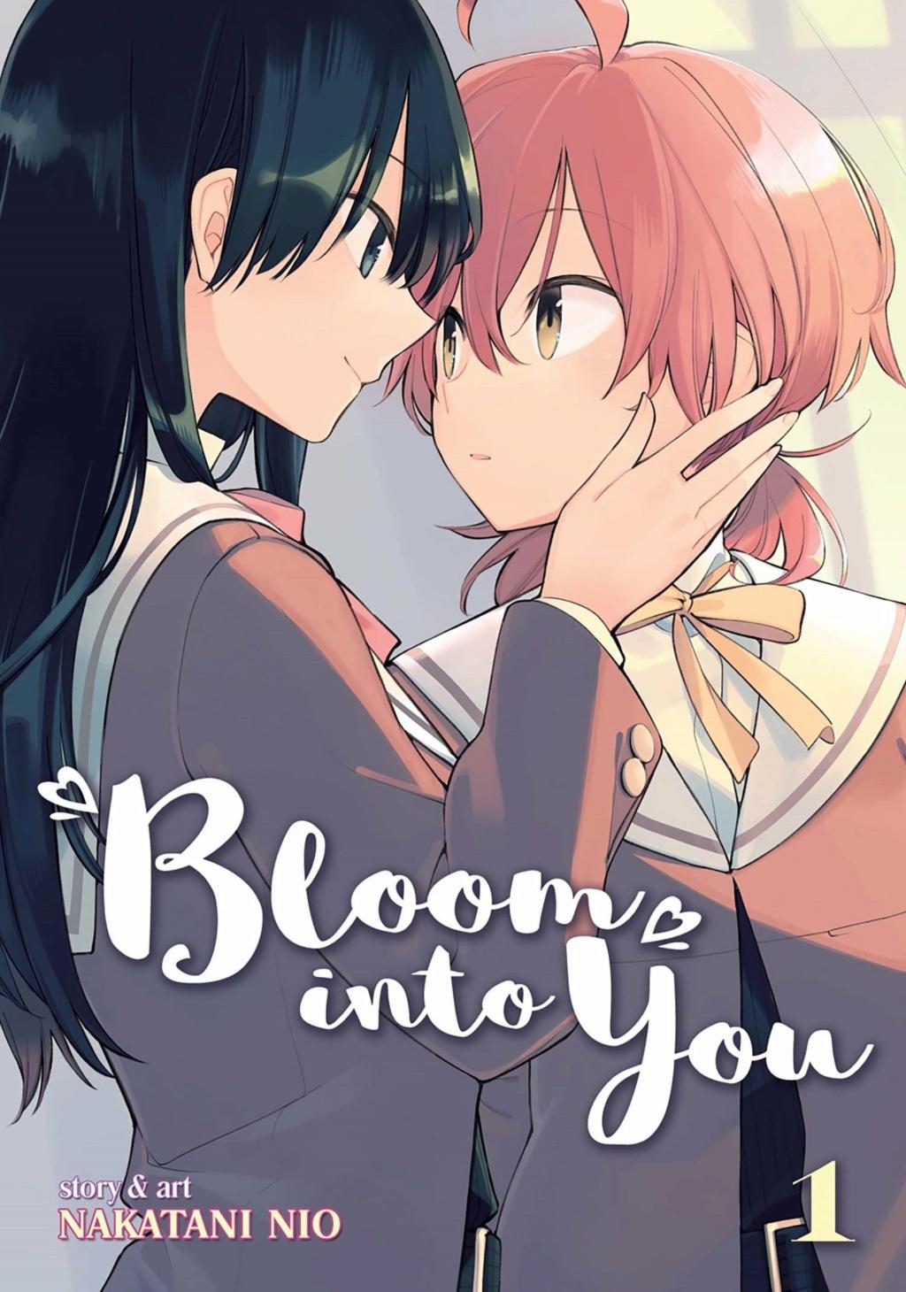 Top 3 Yuri Manga (Adaptate si Anime) 81i0va10