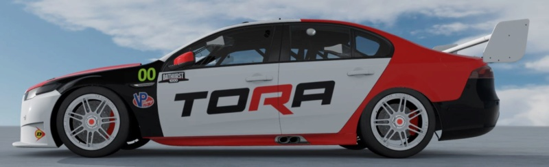 TORA Bathurst Ripper 1000 - Livery & Decal Rules B-left10