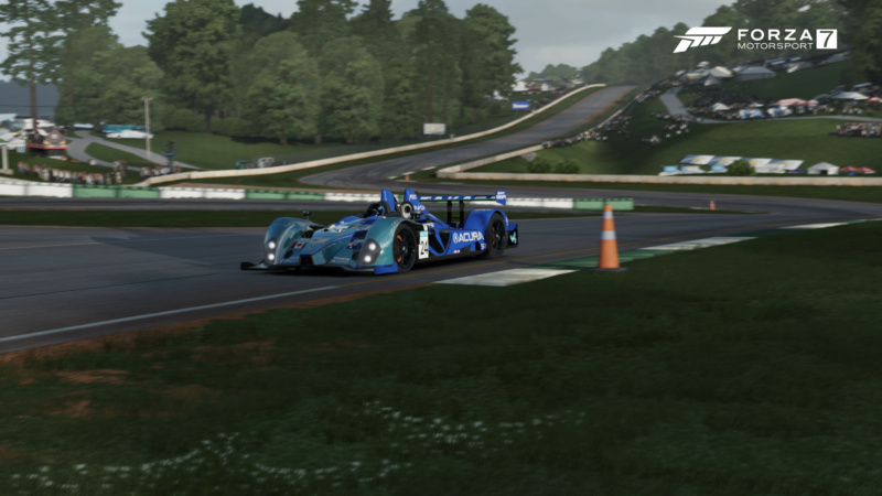 TORA 10 Hours of Road Atlanta - Live Timing, Driver's Briefing & Track Limits Forza_20