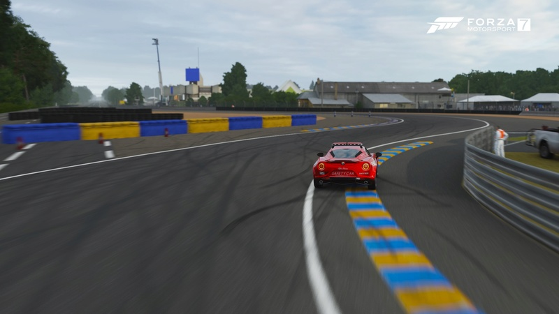 TORA 24 Hours of Le Mans - Driver's Briefing and Track Limits Lm-tl-18