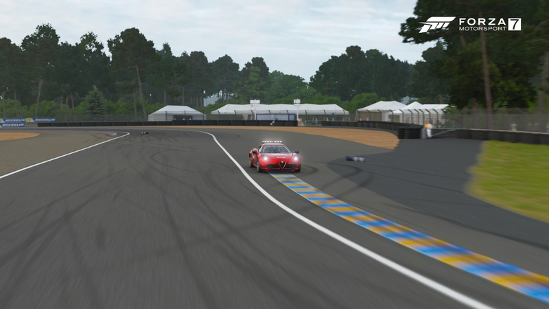 TORA 24 Hours of Le Mans - Driver's Briefing and Track Limits Lm-tl-19